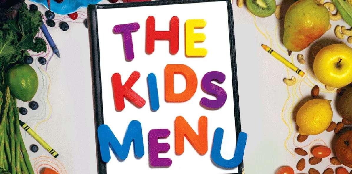 FOOD4ALL: The Kids Menu
